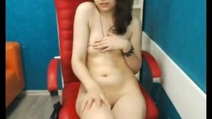 18yo Teen Naked Fingering