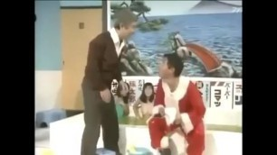 Japanese Strip Funny TV Show
