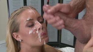 Nicole Aniston Cumshot Cumplination HD