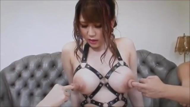 Japanese Girl Big Nipples BDSM.