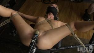 Bailey Brooke - Bit Tits Teen - Bodacious Bailey Bratty in Bondage 4