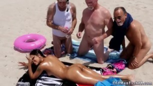 Triple Penetration Orgy XXX Staycation with a Latin Hottie