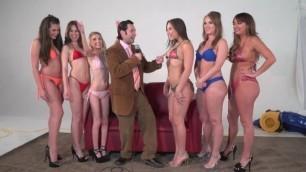 Girling Trailer - Hot Pornstars Oily Lesbian Gameshow