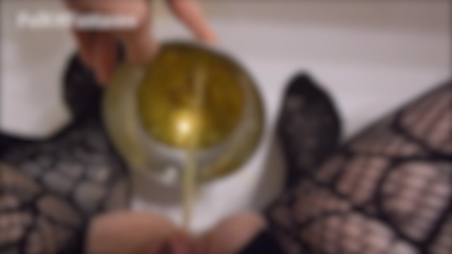 Spider Queen Pees on herself through Ejaculating Dildo Fun Candid Silliness