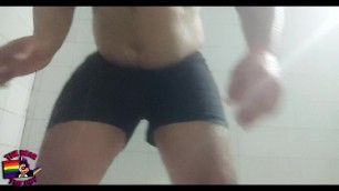 The Bear Taking Shower Delicious Body Part 2 Final