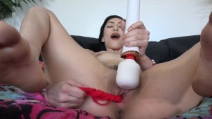 Judy Jolie and Her Lovely Vibrator