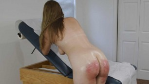 Welting the Wealthy Student - Spanking